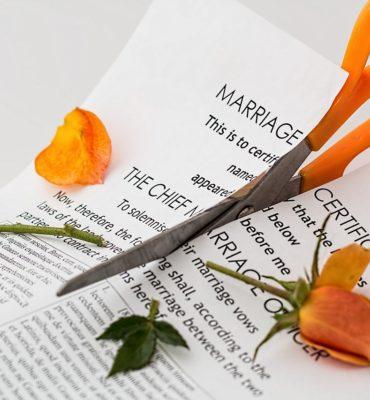 Is Social Distancing Increasing Divorce Rates?